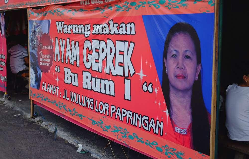 Ayam Geprek Bu Rum (patiperkasa.com)