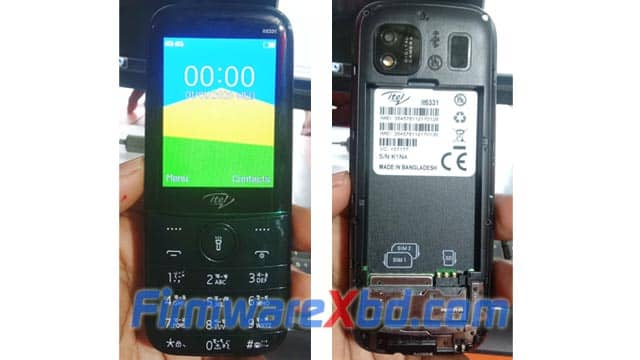 Itel it6331 Flash File SC6531 Without 100% Tested