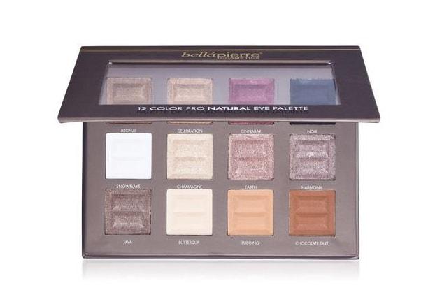 Paleta 12 farduri minerale Pro Natural 16 g - BellaPierre