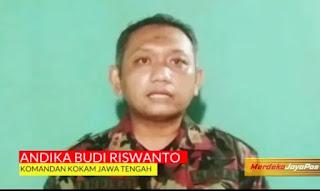 KOKAM Jateng Angkat bicara calon Tunggal Kapolri Komjen Pol Listyo Sigit Prabowo