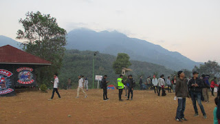 Tanah Lapang di Bukit Pamoyanan