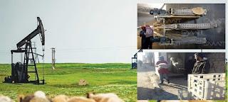 الخبز والمازوت وتطوير الظروف المعيشة في منطقة الادارة الذاتية بشمال شرقي سوريا/ روج آفا
