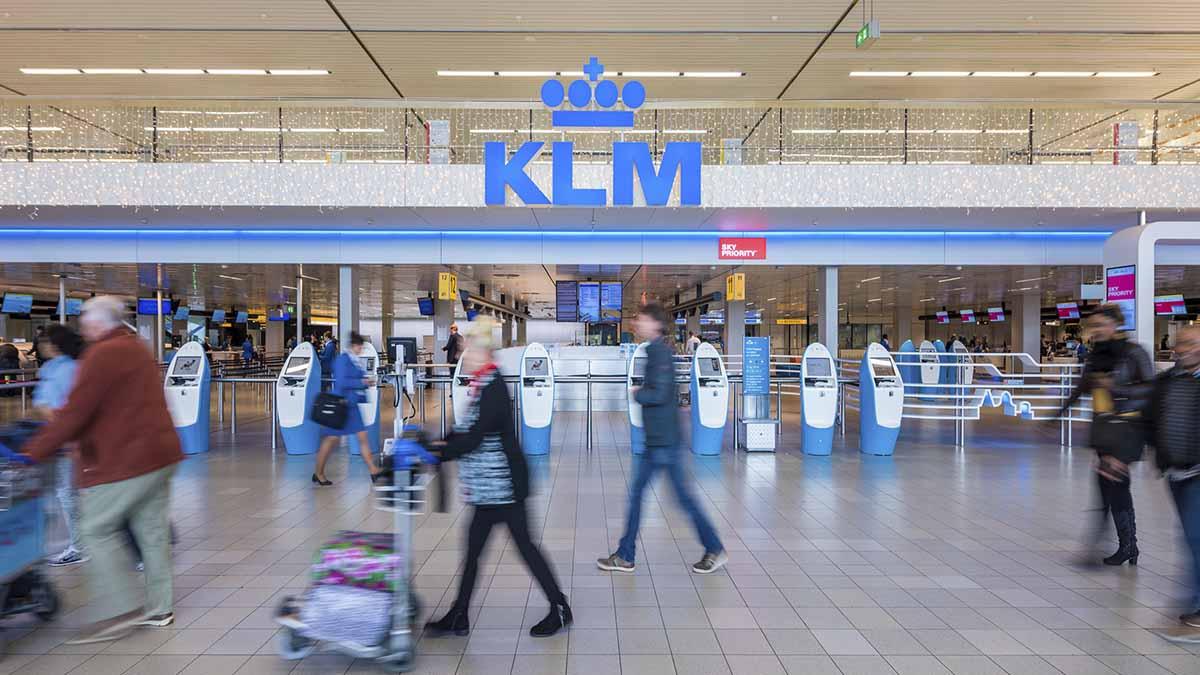 KLM APLAUDE ABRIR FRONTERAS EUROPA 01