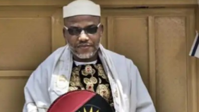 Aso Rock Is Empty, Chinese Communists Taking Over – Nnamdi Kanu