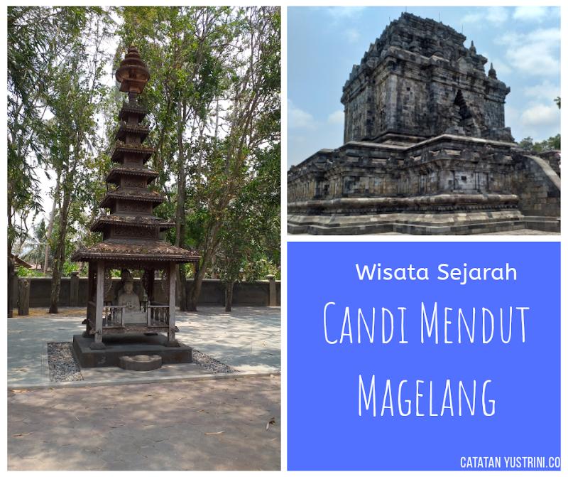 Wisata Sejarah Candi Mendut, Magelang