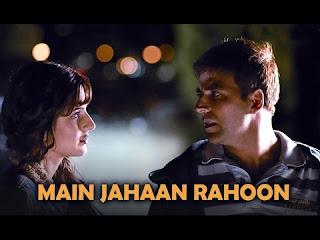 Main Jahan Rahoon Sargam Piano Notes From Namastey London