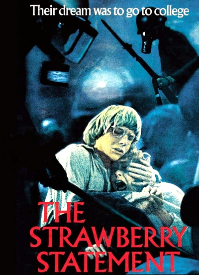 The Strawberry Statement 1970 movieloversreviews.filminspector.com poster