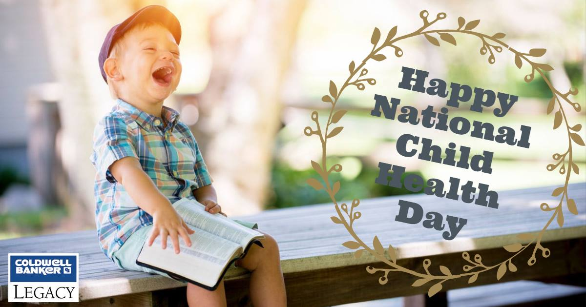 National Child Health Day Wishes Unique Image