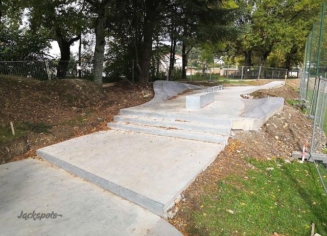 Skatepark Argonnay