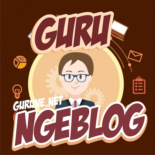 Tips Untuk Seorang Guru Agar Menjadi Blogger Pendidikan Yang Sukses dan Gajian Dollar Lewat Internet