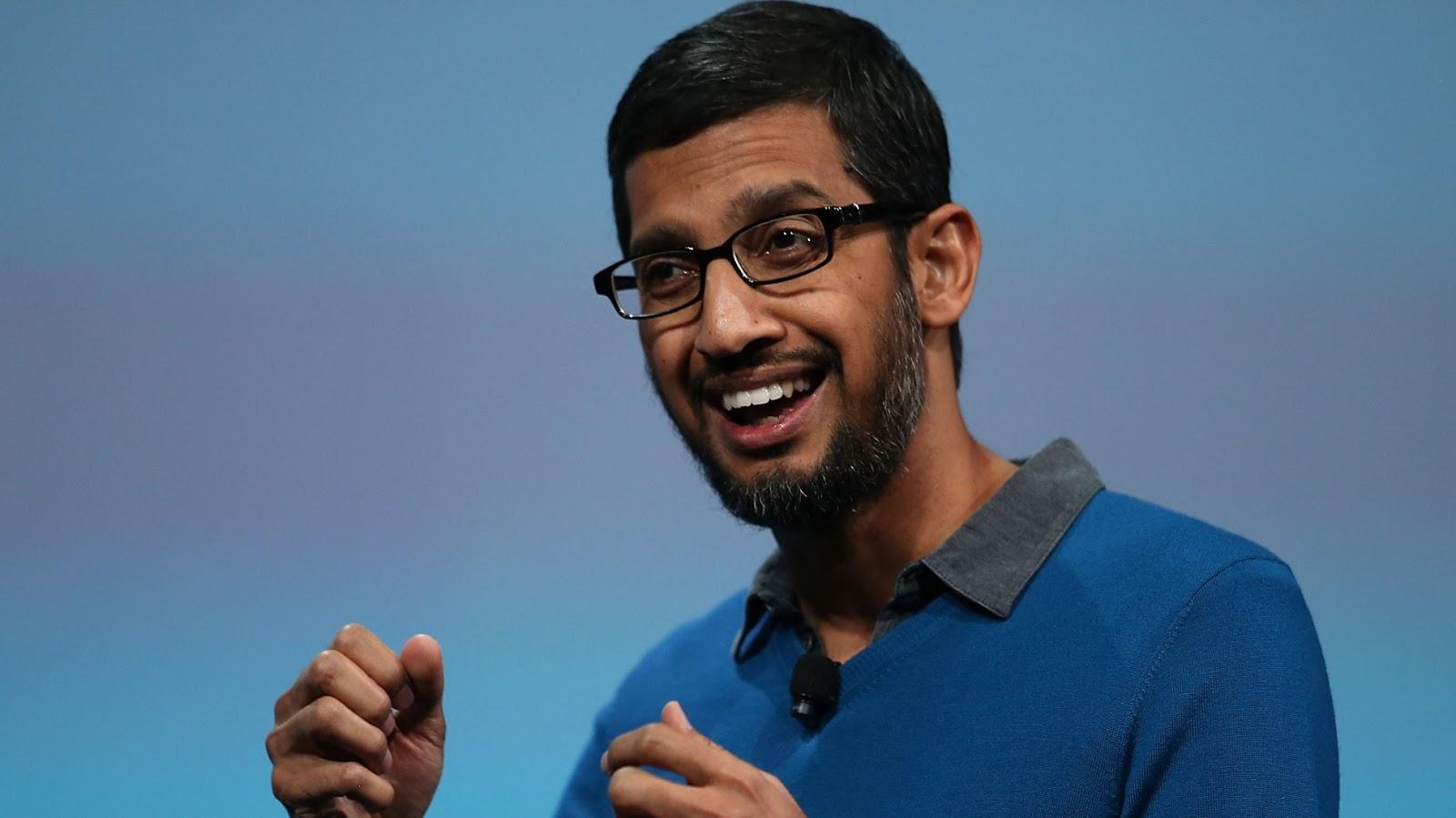 Kisah Inspiratif Dari Sundar Pichai (CEO Google)