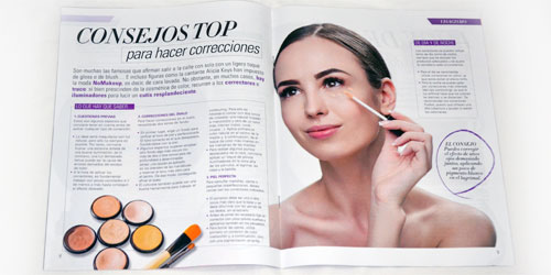 Coleccion make up de planeta de agostini fasciculo 44