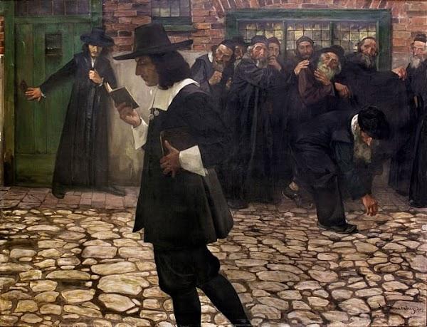 B. Spinoza | La libertad de pensar y decir lo que se piensa