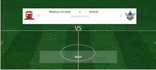 Madura United Vs Gresik United, 1 Juni 2017 - Liga 1 Indonesia img
