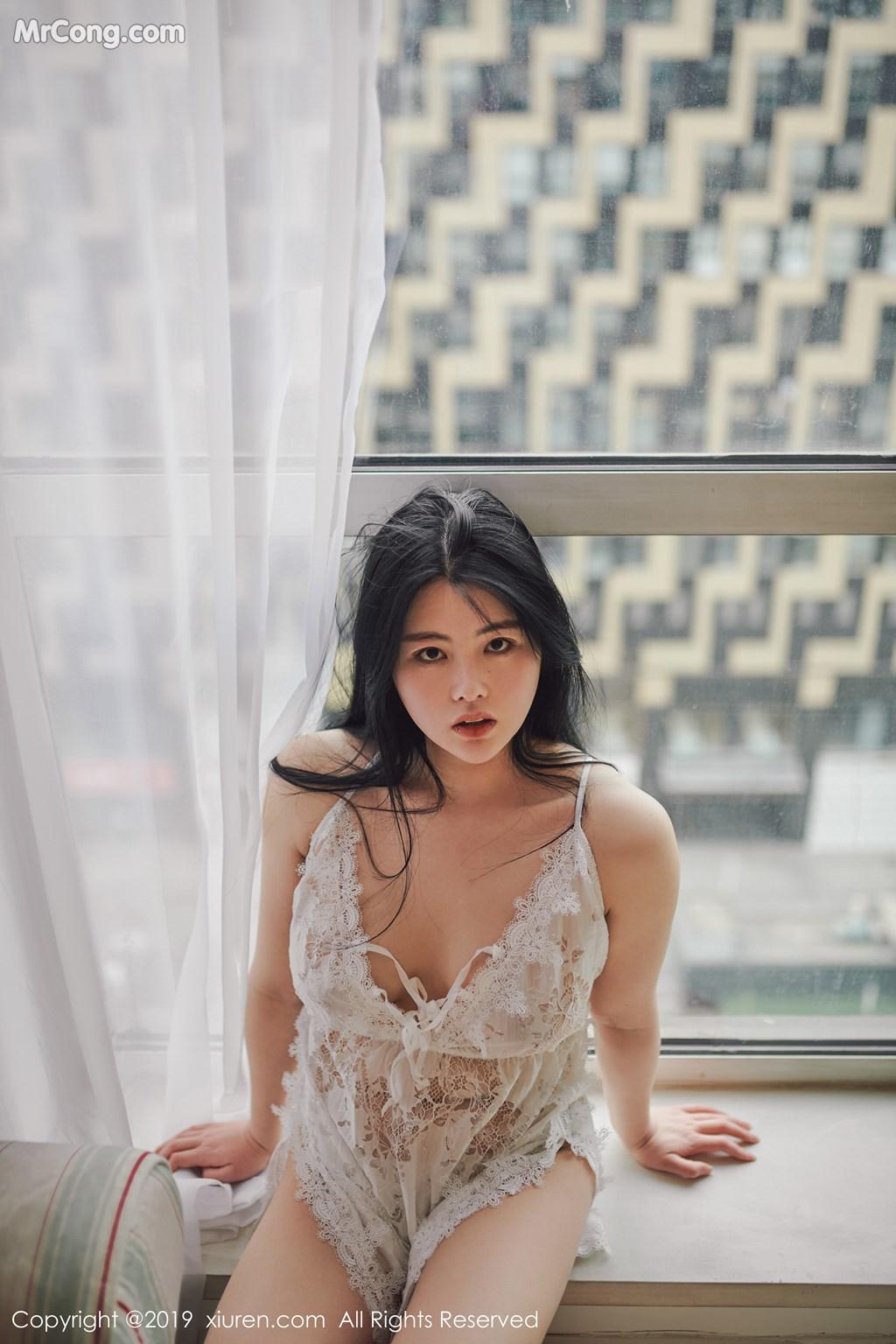 Image XIUREN-No.1468-Selena-MrCong.com-019 in post XIUREN No.1468: 娜露Selena (42 ảnh)