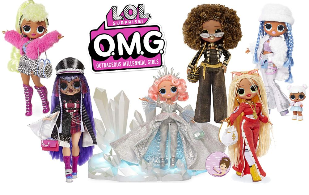 Checklist For L O L Surprise O M G Dolls With 2019 Exclusive And Collector Editions