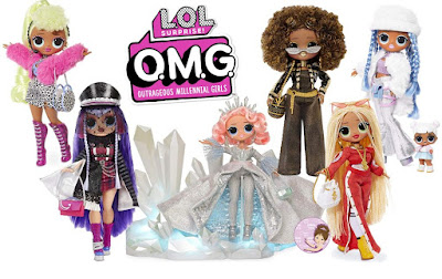 Checklist For Lol Surprise Omg Dolls With 2019