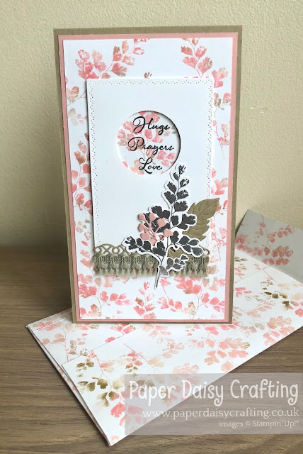 Positive Thoughts Stampin' Up!