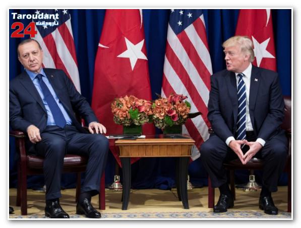 رفع متبادل ومتزامن للعقوبات بين تركيا والولايات المتحدة
