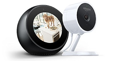 Alexa Echo Spot with Security Cloud Camera