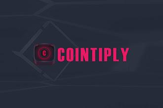 COINTIPLY – Ganhe Muito Mais Moedas de DogeCoin ou BitCoin