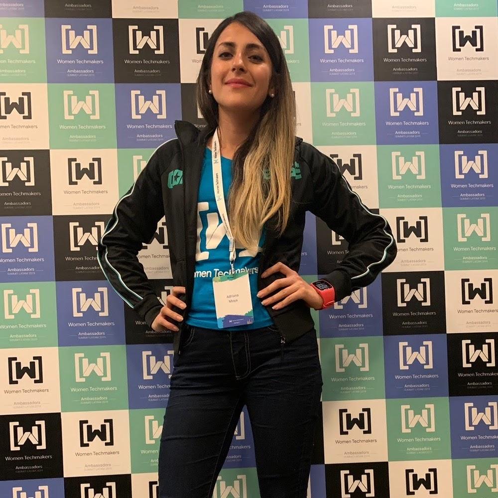Photo of Adriana Fernanda Moya