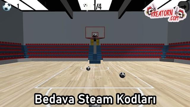 Basketball Hoop - Bedava Steam Kodları