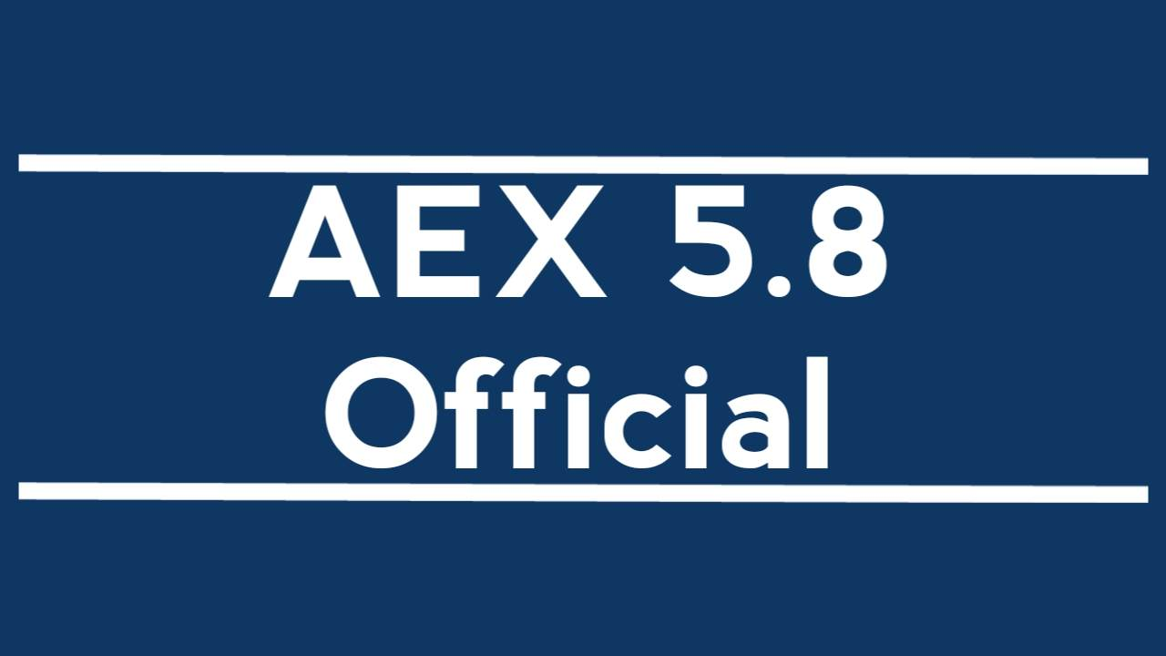 Aex 5.8 official redmi 4x