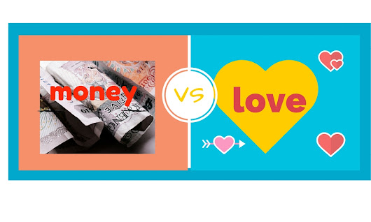 8 interesting Facts you should know about love and money