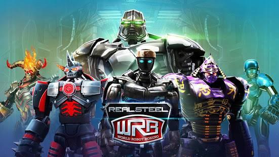 Descargar Real Steel World Robot Boxing MOD APK 51.51.122 Dinero ilimitado Gratis para Android