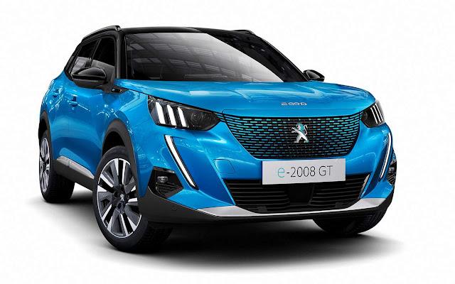 Novo Peugeot 2008 2020