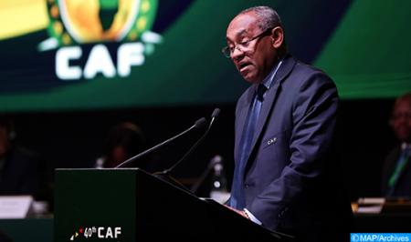 Coupe d'Afrique des Nations CAF - Maroc 2019