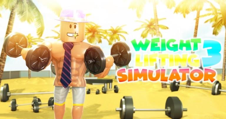 Weight Lifting Simulator 3 Codes Roblox Promo Codes