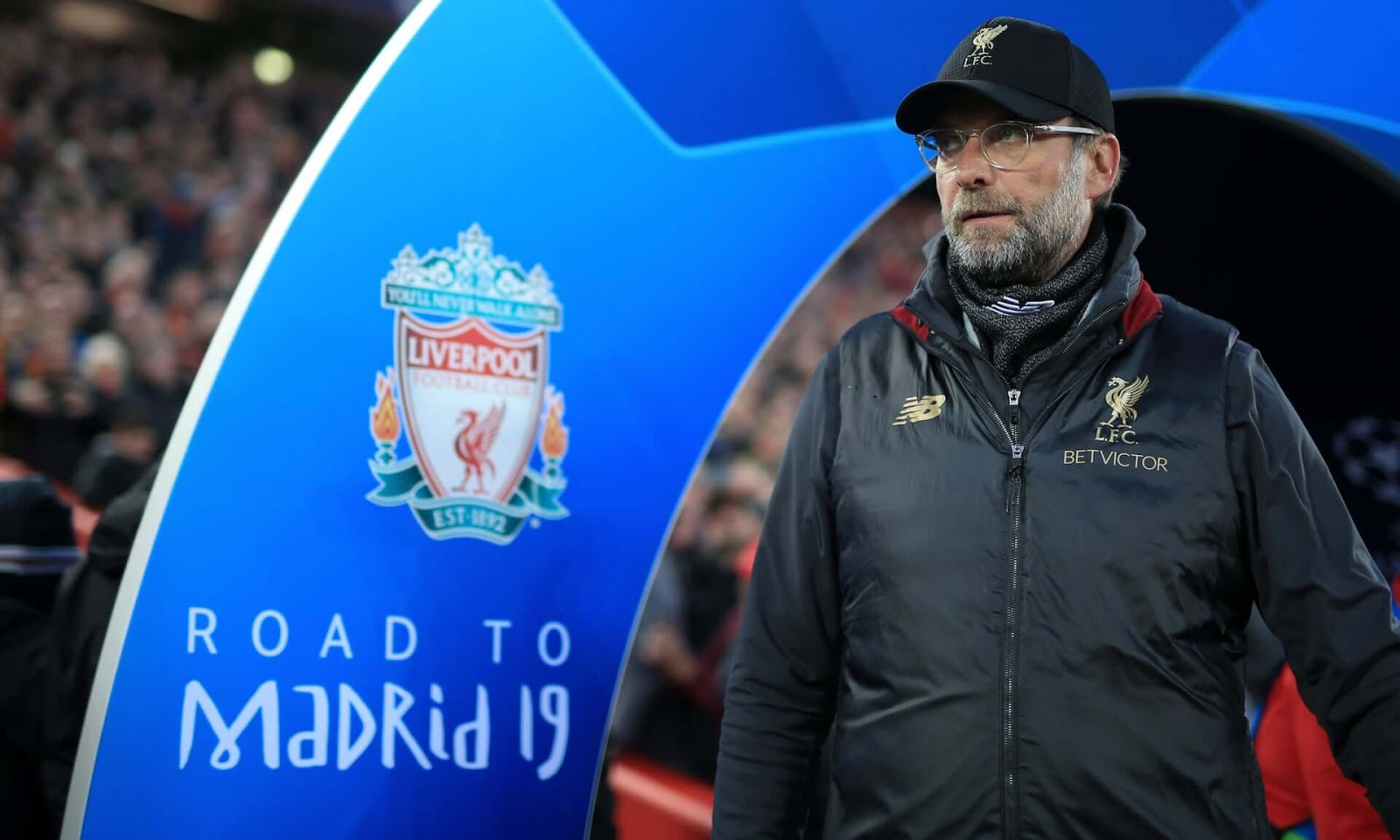 Liverpool's Jürgen Klopp: 'The game is still on. We have to go to Porto and fight'