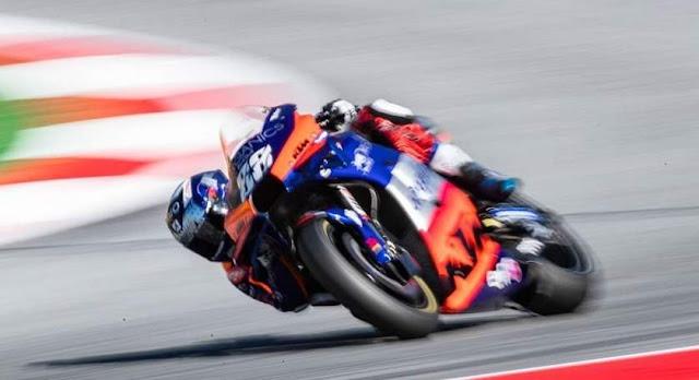 Oliveira juara motoGP Styria Austria 2020