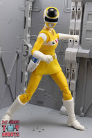 Power Rangers Lightning Collection In Space Yellow Ranger 17