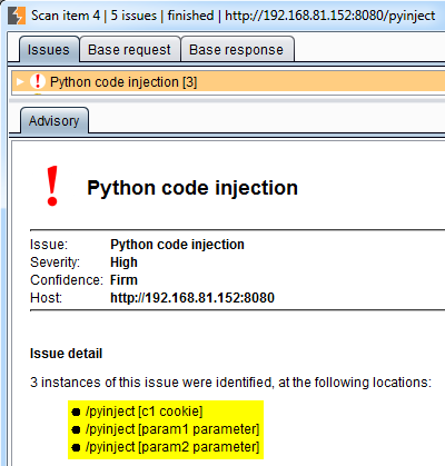 SethSec: Exploiting Python Code Injection in Web Applications