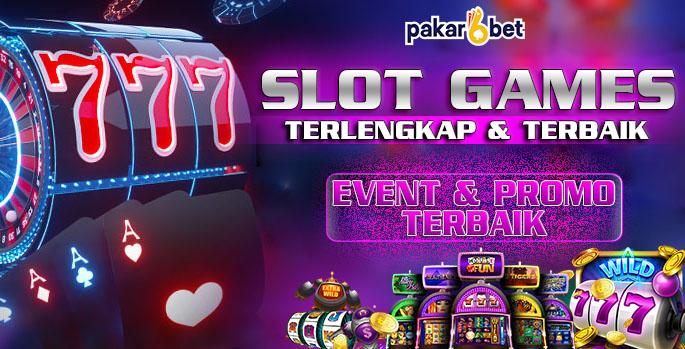 PAKARBET | SLOT GAMES TERLENGKAP & TERBAIK