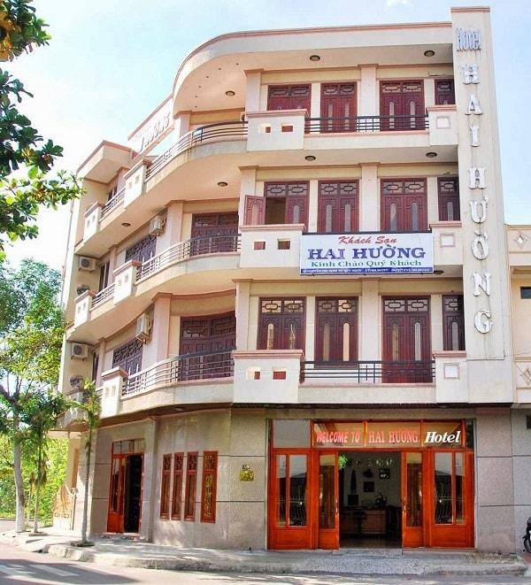 Khách sạn Hai Hường Hotel tại Quy Nhơn