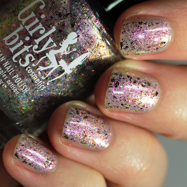 Girly Bits Aww Flake It's Over? swatch by Streets Ahead Style
