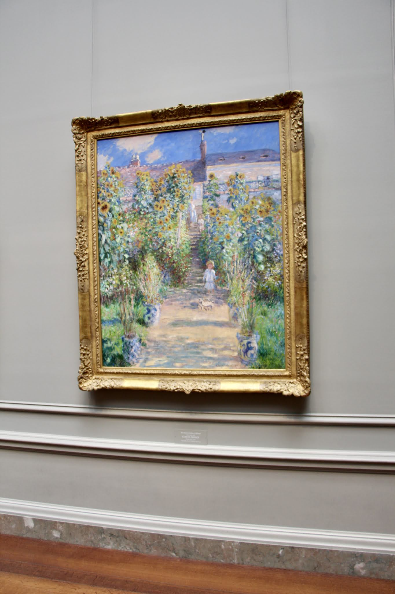 National Gallery, claude monet, impressionism, dc travel guide
