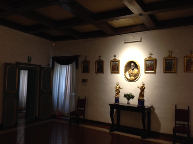 Fabiociardi roma sorprendente la casa di santa francesca - La casa di francesca ...