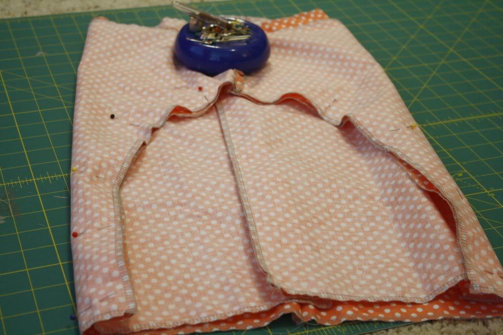 Paperbag Shorts Free Pattern