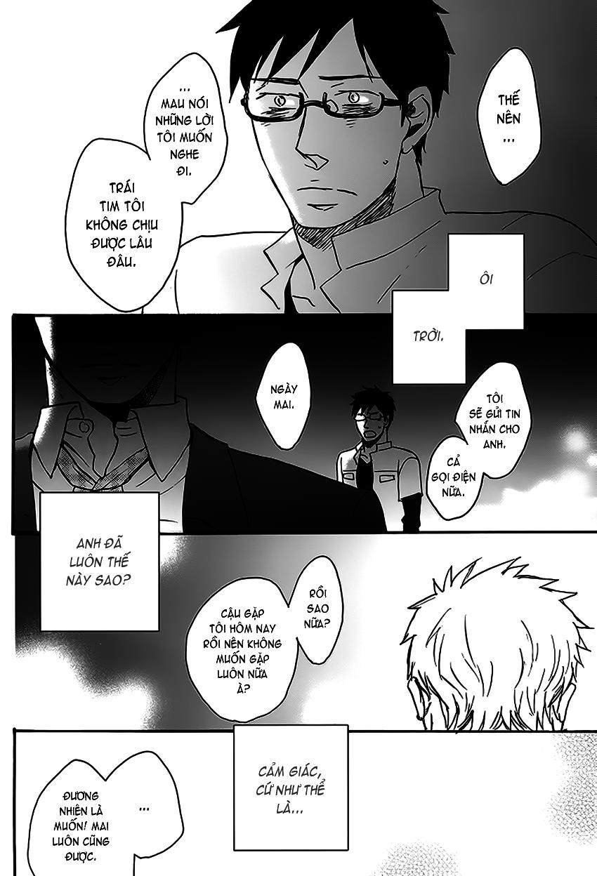 Trang 38 - Dù Thế Nào Em Vẫn Yêu Anh--EXTRA 3--[ShuShi Group] (- Yoneda Kou) - Truyện tranh Gay - Server HostedOnGoogleServerStaging