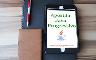 Como programar em Java Apostila PDF