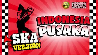 SKA 86 - Indonesia Pusaka (Versi Reggae)