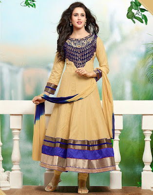 Latest Designs of Anarkali Frocks 2015