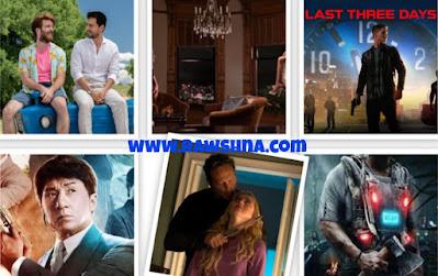 أكثر أفلام أجنبية مشاهدة في عام 2020