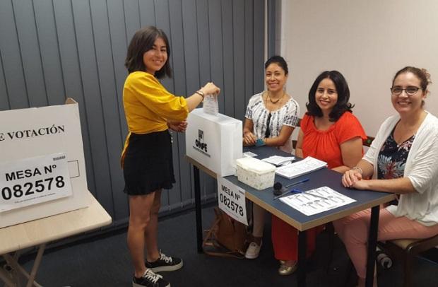 Elecciones 2021: un total de 997,033 peruanos votarán en el extranjero