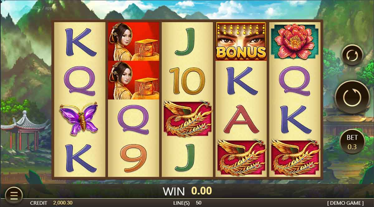 Beauty and the Kingdom - Demo Slot Online JDB Gaming Indonesia